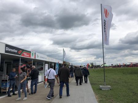 Дизелор проведе стотици срещи на Бата Агро 2021