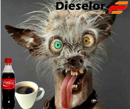 Промоция Кафе еспресо + Кока-кола в бензиностанция Дизелор, София