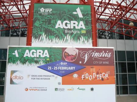 Стотици посетители на щанда на Дизелор на Агра 2018